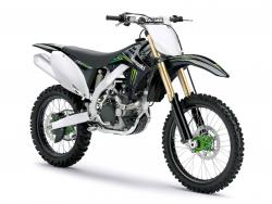 Kawasaki KX 450 F Monster